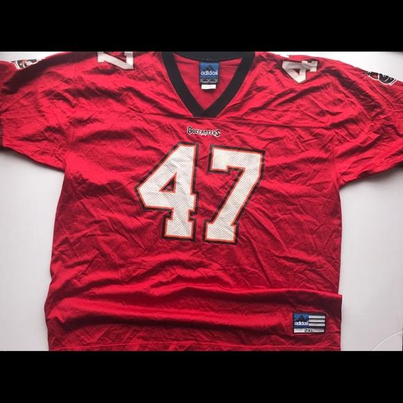 Tampa Bay Buccaneers John Lynch NFL Jersey 02a6d47bf
